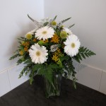 gerbera daisies & billy balls_sm