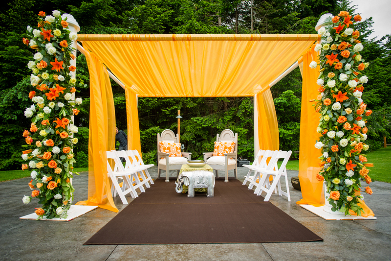 Rent indian wedding mandap portland oregon junglespirit Image collections